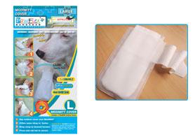 Pawflex - Opp Bag MediMitt Cover - Large - 1 Case