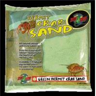 Zoo Med - Hermit Crab Sand - Green - 2 Lb
