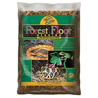 Zoo Med - Forest Floor Bedding -  Green / Brown 4 Quart