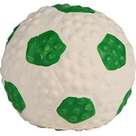 Coastal Pet Products - Li L Pals Latex Soccerball - Green - 2 Inch