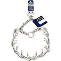 Coastal Pet Products - Hs Prong Collar - Silver - 3.25Millimeter/18 Inch