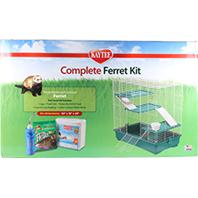 Super Pet - Kaytee Complete Ferret Kit - 30 x 18 x 29 Inch