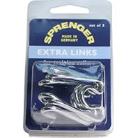 Coastal Pet Products - Hs Extra Links - Silver - 3.8 Millimeter