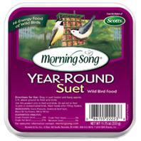Scotts Company Wild Bird - Morning Song Year-Round Suet - 11.75 oz