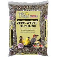 D&D Commodities - Wild Delight Zero-Waste Fruit Blend Bird Food - 20 Lb