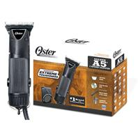 Oster - Oster A5 Goldn Sing Speed Eqkit - Silver