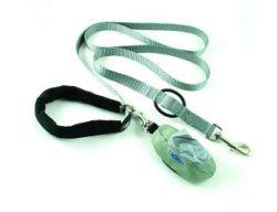 Kinn - Kangaroo Leash Plus with Kache (Waste Bag Dispenser)