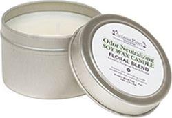 Aroma Paws - Candle Tin - Floral - 4 oz