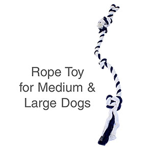 Tether Tug Replacement Toy - Rope