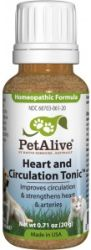 PetAlive - Heart & Circulation - Granules - 20 Grams