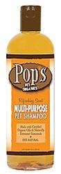 Pops Pet Organics - Multi Purpose Shampoo - 16 oz
