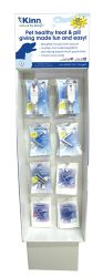 Kinn - Treat/Pill Mgmt - Display Stand - 22 pieces