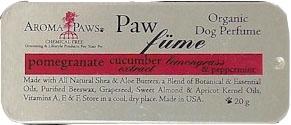Aroma Paws - Pomegranate Cucumber - Pawfume: Dog Perfume