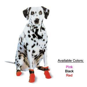 Pedigree Perfection - Paw Tectors - Red - Large