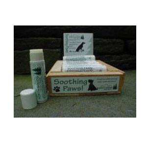 North Woods Animal Treats - Soothing Paws Display Crate - 12 Tubes