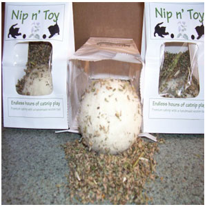 North Woods Animal Treats - Nip n Toy - 12 Bags