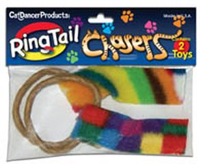Cat Dancer - Ringtail Chasers - Package of 2