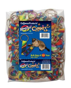 Cat Dancer - Ringtail Chasers Bulk - Package of 100