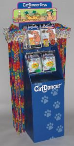 Cat Dancer - Wing Prepack - Display