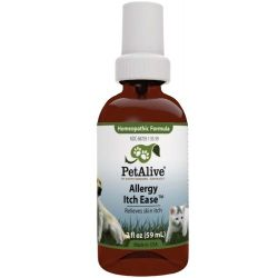 PetAlive - Allergy Itch Ease - Liquid - 2 oz