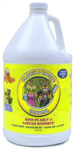 Pet Kiss - Plaque and Tartar Control - Gallon