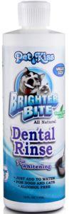 Pet Kiss - Dental Rinse Plus Whitening - 16 oz