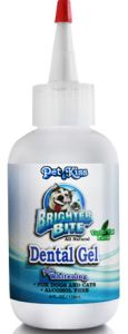 Pet Kiss - Dental Gel Plus Whitening - 4 oz
