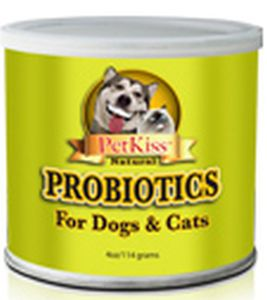 Pet Kiss - Probiotics - 4 oz