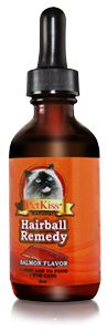 Pet Kiss - Hairball Remedy - 2 oz