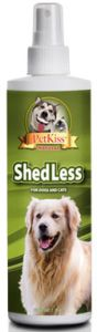 Pet Kiss - ShedLess Spray - 12 oz