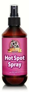 Pet Kiss - Hot Spot Topical Spray - 8 oz