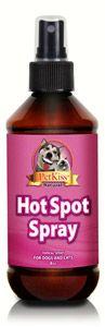 Pet Kiss - Hot Spot Topical Spray - 8 oz