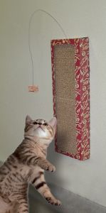Cat Dancer - Wall Scratcher