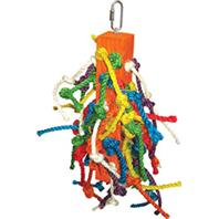 A&E Cage Company - Happy Beaks The Preening Bird Toy - Assorted - 12 x 16 Inch