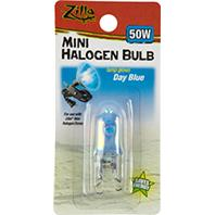 Zilla - Mini Halogen Bulb - Day Blue - 50 Watt