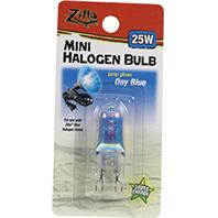 Zilla - Mini Halogen Bulb - Day Blue - 25 Watt