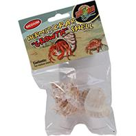 Zoo Med - Hermit Crab Growth Shell - Natural - Medium/2 Pack