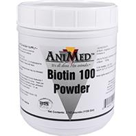 Animed - Biotin 100 Powder - 2.5 Lb