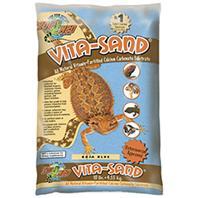 Zoo Med - Vita-Sand Calcium Carbonate Substrate - Baja Blue 10 Lb