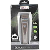 Wahl Clipper - Bravura Lithium Cordless Clipper Kit - Gunmetal