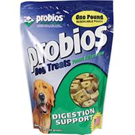 Vets Plus - Digestion Support Dog Treats - Peanut Butter - 1 Lb