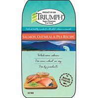 Triumph Pet - Salmon, Oatmeal, And Pea Cat Food - 7 Lb
