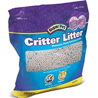 Super Pet - Critter Litter - 4 Lb