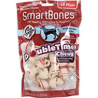 Petmatrix - Smartbones Doubletime Chews - Chicken - Mini/16 Pack