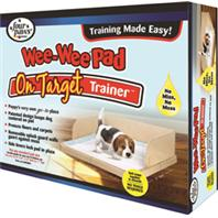 Four Paws - Wee Wee On Target Trainer Pad Holder