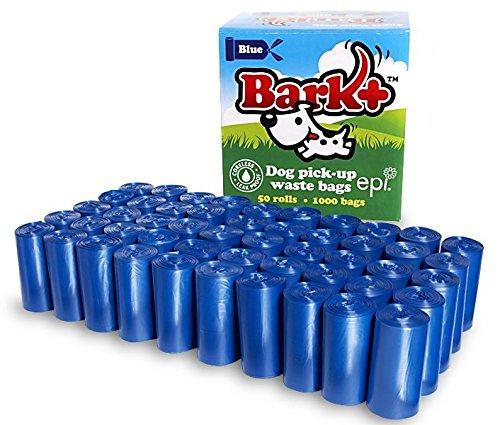 Bark+ - Eco-Friendly Value Pack - Blue - 9 x 12 Inch