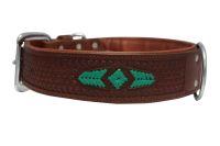 Angel Pet Supplies - Sierra Elite Collar - Brown - 26 X 2 Inch