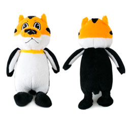 Fetch Pet Products - Topsy Turvies Tiger/Penguin