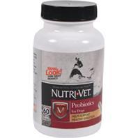 Nutri-Vet - Probiotics Capsules - 60 Count