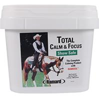Ramard - Total Calm & Focus Show Safe - 6.75 Lb/180 Day